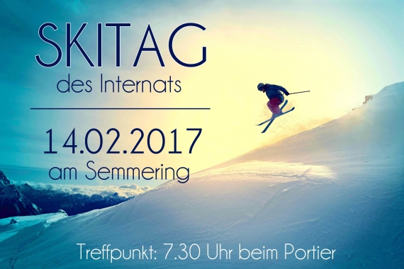 Skitag des Internats, 14.02.2017