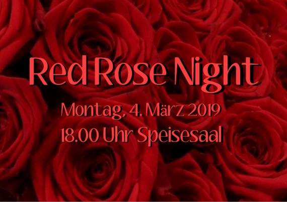 Red Rose Night