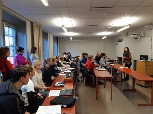 Fourth Transnational Meeting Stockholm